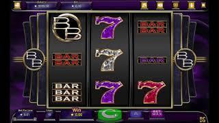 Booming Bars slot from Booming Games - Gameplay