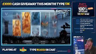 Wednesday Slots With Scotty! Type !3k For This Months Giveaways!
