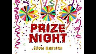 Thursday Night Trivia - Prize Show