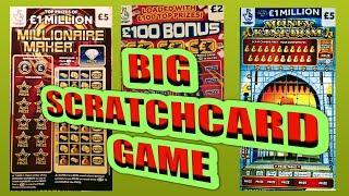 BIG GAME & BIG PRIZES..£500 LOADED..RUBY DOUBLER..JEWEL.Etc