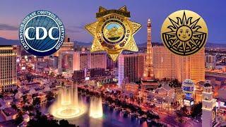 Las Vegas Reopening: No Masks! No Social Distancing!