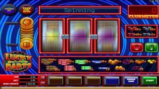 Lucky Darts  free slot machine game preview by Slotozilla.com