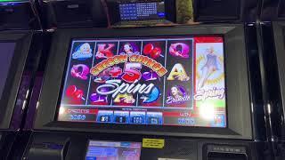 Spin Ups at Kickapoo Lucky Eagle