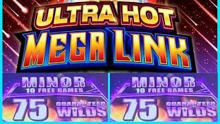 NEW SLOTS ULTRA HOT MEGA LINK   OMG 75 GUARANTEED WILDS REGAL RICHES
