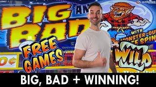 Big, Bad & WINNING!  Monster Hits at Hard Rock Tulsa #ad