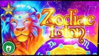 •️ NEW - Zodiac Lion slot machine, Nice Bonus and Explanation