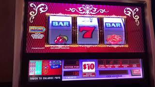 Triple Double Diamond - Double Top Dollar - High Limit Slot Play