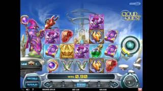 Cloud Quest slot by Play'n GO - Gameplay