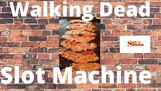 WALKING DEAD SLOT MACHINE BONUSMAX BET