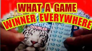 WINNERS EVERYWHERE... COOL FORTUNE DOUBLER..CASH SPECTACULAR..TRIPLE LUCKY 7s .....Classic Game
