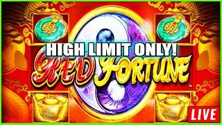 BIG BETS LEADS TO A GREAT SESSION! HIGH LIMIT BETS ONLY LIVE PLAY AT THE CASINO