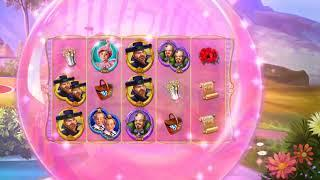 THE WIZARD OF OZ MUNCHKINLAND  Video Slot Casino Game with a MEGA WIN FREE SPIN BONUS