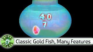 Goldfish Classic Slot Machine, Lots of Bonus Features