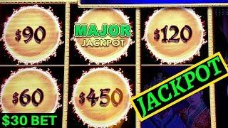 High Limit - Dragon Link Slot Machine $30 Bet •HANDPAY JACKPOT• |Dragon Link Golden Century HUGE WIN