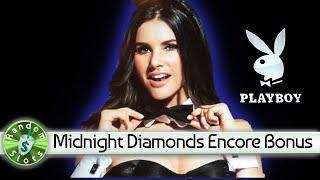 Playboy Midnight Diamonds slot machine, Encore Bonus