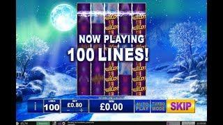 NEW Wolves Wolves Wolves Online Slot from Playtech Out Now