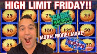 ️$15 QUICK HIT BETS!!!   HIGH LIMIT LIGHTNING LINK & WHEEL OF FORTUNE!!