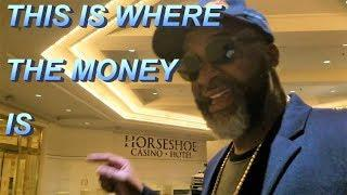 EASY JACKPOTS!  THAT'S WHY I VISIT THIS CASINO!  WATCH HOW FAST I HIT JACKPOTS! EYE OF THE TIGER!