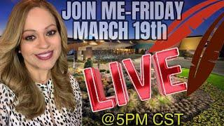 LIVE $1000 SLOT PLAY! LET'S GET SOME BIG WINS! @Choctaw Grant #ad