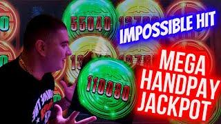 MEGA HANDPAY JACKPOT On Prancing Pigs Slot | $1,000 Challenge To Beat The Casino | EP-22