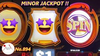 NEW GAMES!! Nice Win Gold Standard Jackpot Slot & Cash Machine Slot with Bonus Spin 赤富士スロット