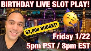 LIVE JACKPOT HANDPAY on More, More Chili!!  $100 Wheel of Fortune!!  LIVE HIGH LIMIT SLOTS