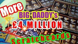 •BIG DADDY •Scratchcards•Monopoly•Millionaire RICHES•(Want more £4 Million games.•Just LIKE)•