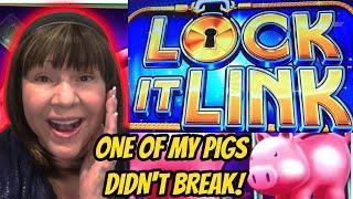ONE OF MY PIGS DIDN'T BREAK DURING BONUS!