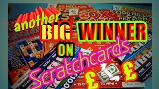 •Wow!•must see Scratchcard Game.•Nice Big Winner...•(LIKES needed for more card games)•classic