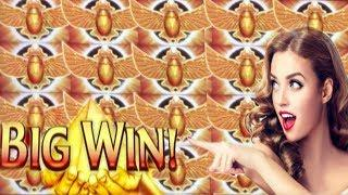 MASSIVE BONUS WIN WATCH the CREDITS RISE!  Slot Machines with EZ Life Slot Jackpots