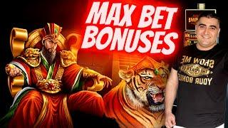 Tiger Lord Imperial 88 Slot BIG WIN ! $500 Challenge To Win At Casino EP-14