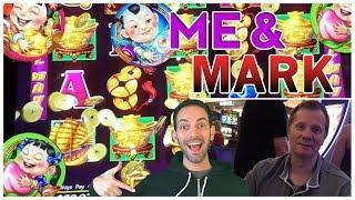 Dance Drums, DANCE! YOU+ME MONDAYS with Mark  Brian Christoper Slot Machines @ MGM LAS VEGAS