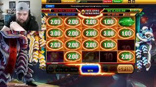 LIVE SLOTS on Chumba Casino!