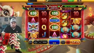 LIVE SUNDAY SLOTS on Chumba Casino!!