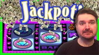 • BACK TO BACK JACKPOTS WON! •Winning at Harrahs Casino W/ SDGuy1234