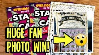 $70 in Tickets! Stacks of Cash + $750 Million Winner's Circle!  TEXAS LOTTERY Scratch Off Tickets