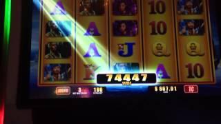 Pirate Queen Slot Machine Max bet Major Progressive HUGE win