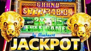 TODAY is MAX BET DAY BUFFALO DIAMOND slot machine MAX BET BONUS WINS and BUFFALO GOLD JACKPOT !