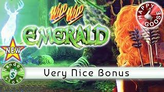 ️ New  Wild Wild Emerald slot machine, Big Win Bonus