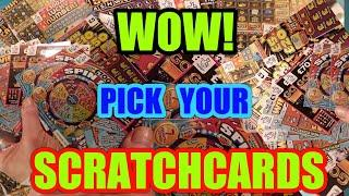 SCRATCHCARDS  PRIZES..IN OUR GAME TONIGHT...SENT TO YOU