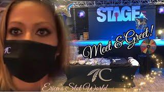 INCASE YOU MISSED IT, HERE'S A FEW CLIPS OF MY MEET & GREET @Choctaw-Grant Casino