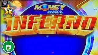 ️ New - Money Ball Inferno slot machine, 2 sessions, bonus