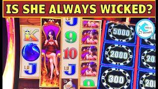 NEW WICKED WINNINGS DIAMOND SLOT MACHINE! BIG CHIPS AND FUN WITH FRIENDS AT FOXWOODS!
