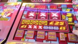 Isle Of Wight Arcade Session With Barcrest Arcades