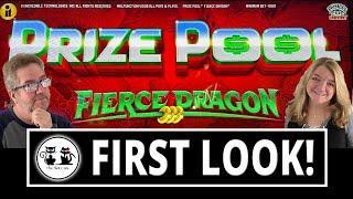 NEW GAME - PRIZE POOL FIERCE DRAGON