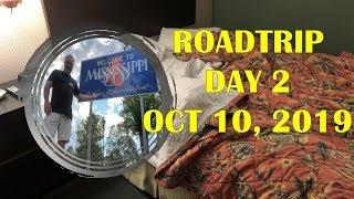 Roadtrip to Las Vegas Day 2 Oct 10, 2019