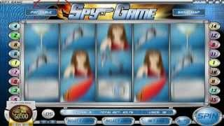 FREE Spy Game  slot machine game preview by Slotozilla.com