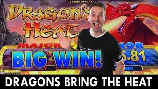 Dragons Bring the HEAT  Smokin Hot Winning at Hard Rock #ad