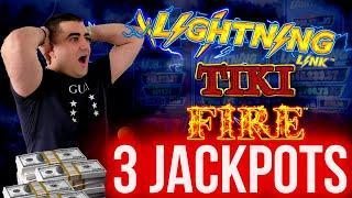 3 HANDPAY JACKPOTS On High Limit Slots   Winning Money At Casino