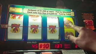 Triple Double Diamond $50/Spin - 5 Times Pay - 2x5x10x Frenzy